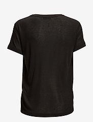 Samsøe Samsøe - Siff tee 6136 - t-shirty basic - black - 1