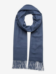 Accola maxi scarf 2862 - CHINA BLUE