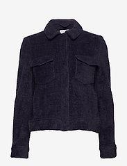 Samsøe Samsøe - Kimmy jacket 10661 - kevyet takit - dark sapphire - 0