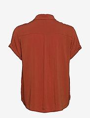 Samsøe Samsøe - Majan ss shirt 9942 - bluzki krotkim rekawem - picante - 1