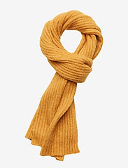 Samsøe Samsøe - Nori scarf slim 7355 - tørklæder - inca gold mel. - 0