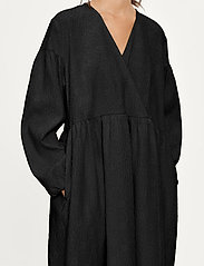 Samsøe Samsøe - Jolie dress 11402 - black flower - 0