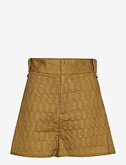 Samsøe Samsøe - Joseline shorts 11453 - casual shortsit - green khaki - 2