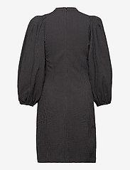 Samsøe Samsøe - Harrietta short dress 11238 - hverdagskjoler - black ch. - 1
