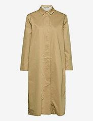 Samsøe Samsøe - Minoux coat 12681 - cienkie płaszcze - croissant - 0