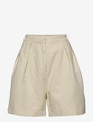Samsøe Samsøe - Maud shorts 12659 - shorts casual - warm white - 0