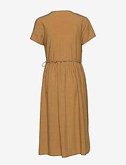 Samsøe Samsøe - Fiona dress 12686 - summer dresses - dijon - 1