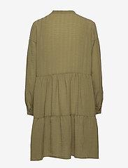 Samsøe Samsøe - Margo shirt dress 12697 - korte kjoler - air khaki - 1