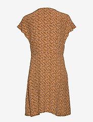 Samsøe Samsøe - Valerie short dress aop 10867 - krótkie sukienki - blossom - 1