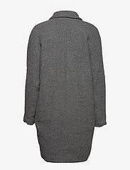 Samsøe Samsøe - Hoffa jacket 12840 - wollen jassen - light grey mel. - 2