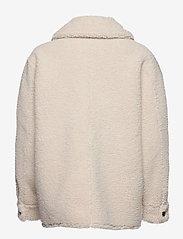 Samsøe Samsøe - Aylin jacket 12856 - wool jackets - whisper white - 2