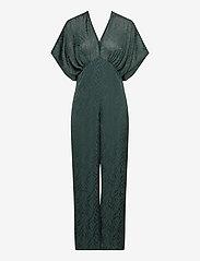 Samsøe Samsøe - Vaal jumpsuit 11240 - jumpsuits - darkest spruce - 0