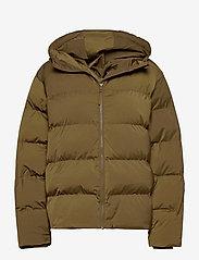 Samsøe Samsøe - Sera jacket 12891 - dun- & vadderade jackor - dark olive - 0