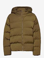 Samsøe Samsøe - Sera jacket 12891 - dun- & vadderade jackor - dark olive - 1