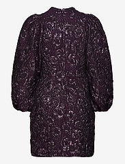 Samsøe Samsøe - Harriet short dress 12905 - cocktailkjoler - purple jasper - 1