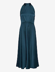 Samsøe Samsøe - Rheo dress 12959 - kveldskjoler - orion blue - 1