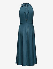 Samsøe Samsøe - Rheo dress 12959 - kveldskjoler - orion blue - 2