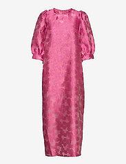 Celestina long dress 12939 - BUBBLE GUM PINK