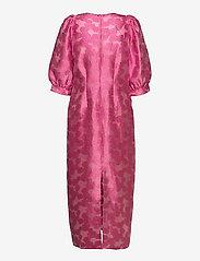 Samsøe Samsøe - Celestina long dress 12939 - kveldskjoler - bubble gum pink - 2
