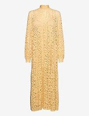 Samsøe Samsøe - Bonni dress 13054 - sommerkjoler - sahara sun - 0