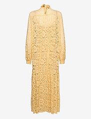 Samsøe Samsøe - Bonni dress 13054 - sommerkjoler - sahara sun - 1