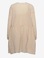 Samsøe Samsøe - Jolie short dress 12697 - summer dresses - quicksand - 1