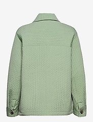 Samsøe Samsøe - Ember jacket 13107 - wool jackets - vineyard green - 1