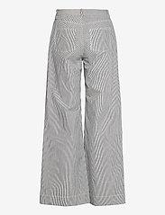 Samsøe Samsøe - Allie trousers 13158 - bukser med brede ben - milk boy st. - 2