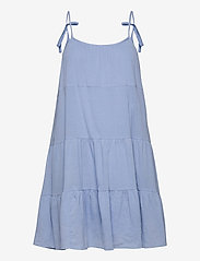 Sarah dress 11463 - BRUNNERA BLUE