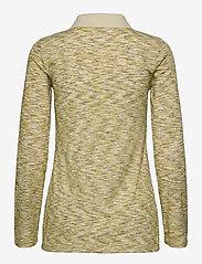 Samsøe Samsøe - Boline polo 14035 - polohemden - sage green mel. - 1