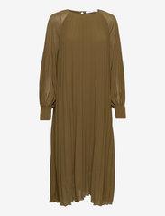 Annmari dress 6621 - DARK OLIVE