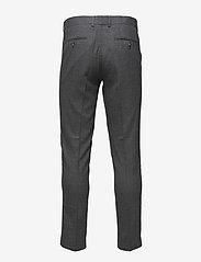 Samsøe Samsøe - Laurent pants 6568 - od garnituru - dark grey mel. - 1