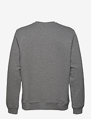 Samsøe Samsøe - Hugo crew neck 11414 - truien - grey mel. - 1