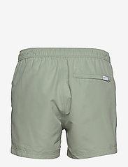 Samsøe Samsøe - Mason swim shorts 6956 - badehosen - frosty green - 1