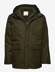 Samsøe Samsøe - Bel jacket 11183 - rainwear - deep depths - 0
