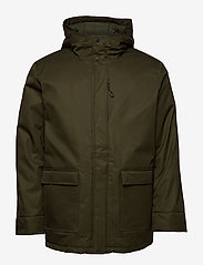 Samsøe Samsøe - Bel jacket 11183 - rainwear - deep depths - 1