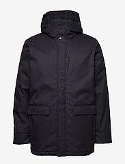 Samsøe Samsøe - Bel jacket 11183 - rainwear - night sky - 1