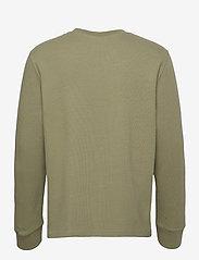 Samsøe Samsøe - Chidi t-shirt ls 11597 - basic t-shirts - deep lichen green - 1