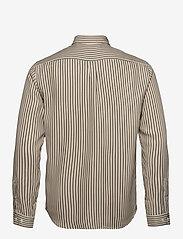 Samsøe Samsøe - Liam NX shirt 13084 - geruite overhemden - deep lichen green st. - 1