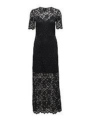 Marissa ss dress 10591 - DARK SAPPHIRE