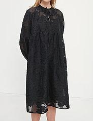 Samsøe Samsøe - Mynthe dress 13049 - blondekjoler - black - 5