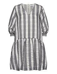 Millo ss dress 12773 - SKY CAPTAIN