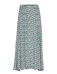 Cinda skirt aop 10056 - FORGET ME NOT