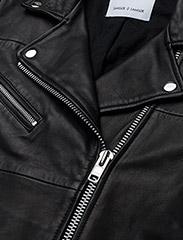 Samsøe Samsøe - Tautou jacket 2771 - kurtki skórzane - black - 6