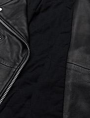 Samsøe Samsøe - Tautou jacket 2771 - leather jackets - black - 8