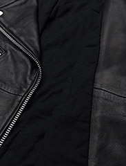 Samsøe Samsøe - Tautou jacket 2771 - kurtki skórzane - black - 8
