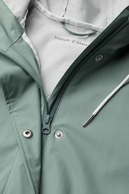 Samsøe Samsøe - Stala jacket 7357 - regnjakker - chinois green - 2