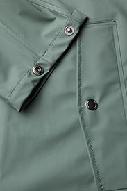 Samsøe Samsøe - Stala jacket 7357 - regnjakker - chinois green - 3