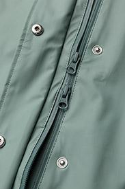 Samsøe Samsøe - Stala jacket 7357 - regnjakker - chinois green - 4