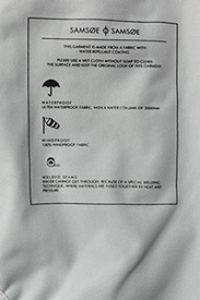 Samsøe Samsøe - Stala jacket 7357 - regntøj - chinois green - 6